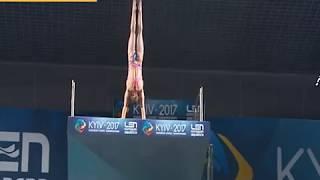 Збірна України стала кращою на чемпіонаті Європи зі стрибків у воду в Києві CТБ
