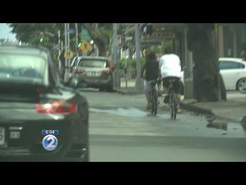 Honolulu mayor proposes bike-only lane downtown