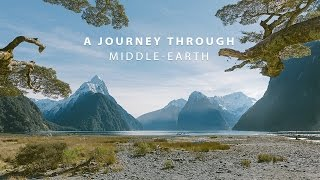 A Journey Through Middle-Earth -  4K New Zealand Holiday!
