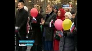В Плесецком районе состоялось долгожданное открытие путепровода «Плесецк-Мирный»