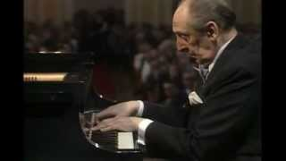 Horowitz - Scriabin: Etude for piano in C# minor, Op. 2 no. 1