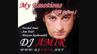 Persian Valentine Song - Farshid Amin & Amr Diab - 2005 ( REMIX BY DJAMIR.NET )