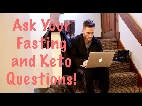 Fasting and Ketosis COMBINED: Live Q&A Diet Coaching- Thomas DeLauer