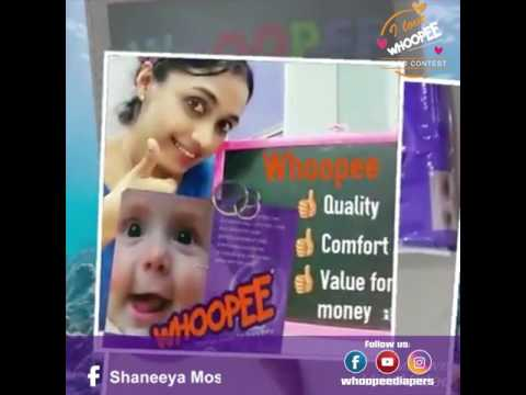 Whoopee Diaper - Quality, comfort, value for money