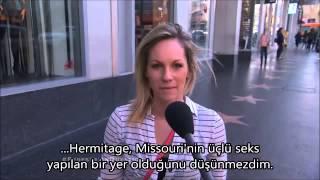Üçlü Seks Yaptınızmı -YabancıRöportajları -Türkçe Alt Yazı