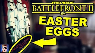 Every Easter Egg In Star Wars Battlefront II