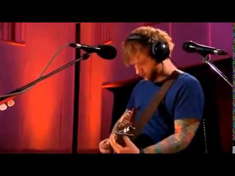 Ed Sheeran - You Need Me, I Don't Need You - Live At Maida Vale Radio 1