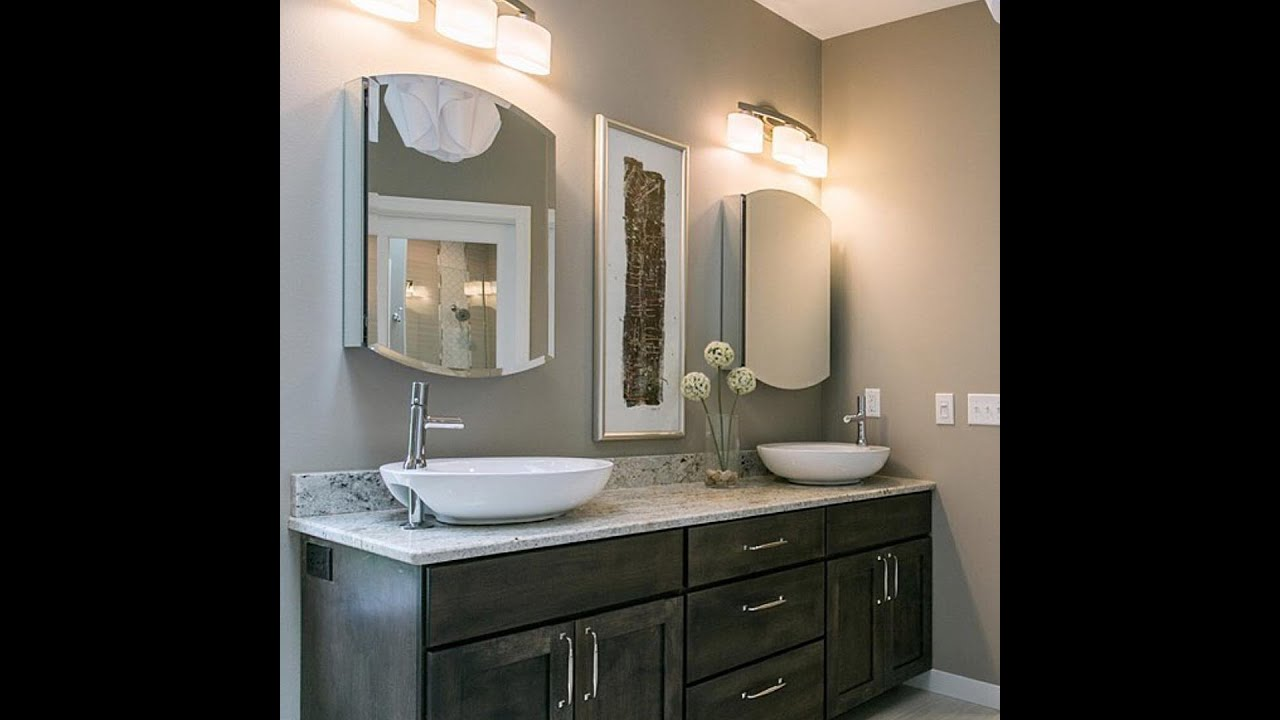 Bathroom sink design ideas for your new design youtube for Model bathroom designs