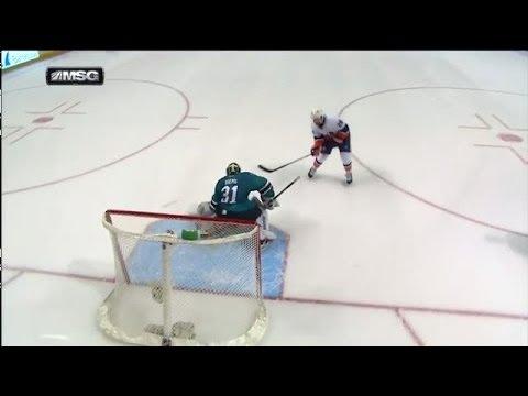 Shootout: Islanders vs Sharks