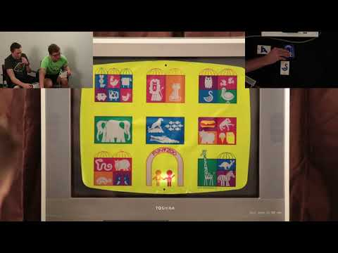 Let's Play: Fun Zoo (Magnavox Odyssey 1972)