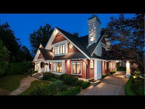 1428 Devonshire Crescent // $17.8 million // Shaughnessy Estate