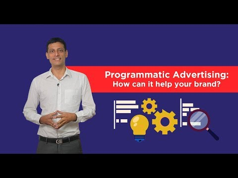 Programmatic Advertising: How can it help your brand? Mp3