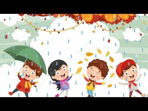 YOMG'IR   ДОЖДЬ   RAIN   Детские песни   Болалар учун   Bolalar musiqasi   Болалар кушиклари / HD