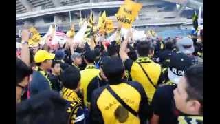 Ultras Malaya...Bangun Harimau bangun