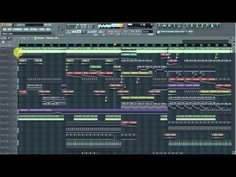 Enmass Feat. Cari Golden -So Please 2010(Alexander Popov Remix)Fl Studio Remake (FLP DOWNLOAD)