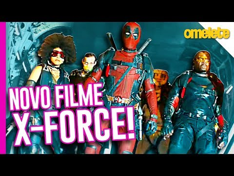Deadpool, filme dos X-men e Especial Marvel!