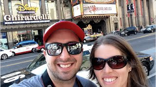 HOLLYWOOD, LOS ANGELES VLOG! TMZ TOUR! - Day 9 - JAN 31 -GRAND CALIFORNIA ADVENTURE TRIP 2015
