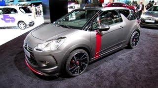 Citroen DS3 Cabrio Racing Concept 2013 Videos