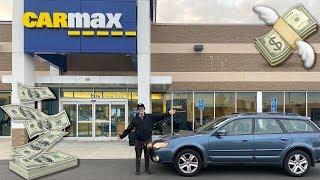 trading-the-subaru-to-carmax