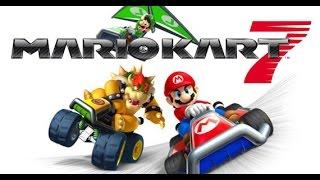 Mario kart CTGP7 test