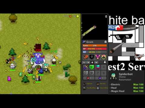 how to get good loot rotmg