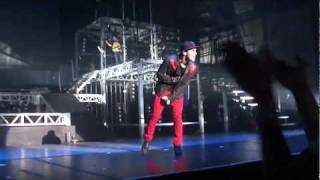 Big Time Rush If I Ruled the World, Superstar live @ Sacramento Better With U Tour 2-20-12