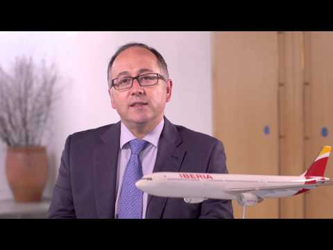 Iberia compra 16 aviones a Airbus para renovar su flota de largo radio