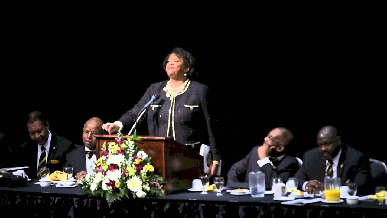 Cynthia m a butler mcintyre speaks at 30th annual martin for Butlers ulm