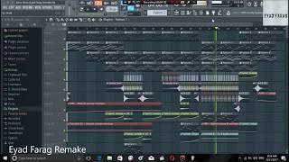 Ahrix - Nova (Eyad Farag Remake)[FL Studio 12] ((FLP FREE))