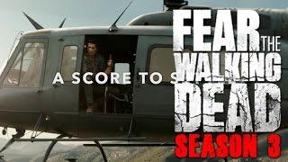 Fear The Walking Dead Season 3 - Double Premiere & Episodes Titles 1-3!