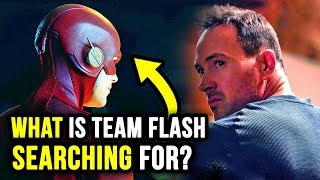 The Flash Turns to CRIME?! Iris Confronts Cicada! - The Flash 5x13 Trailer Breakdown