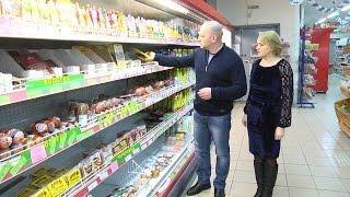 Народные контролеры выбирают продукты на Новый год