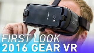 Samsung's new Gear VR isn't much different than previous versions, ...