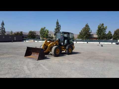 2014 Caterpillar 908H2 Wheel Loader