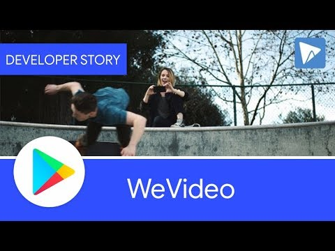 Android Developer Story: Video editing app WeVideo increases user engagement with material design