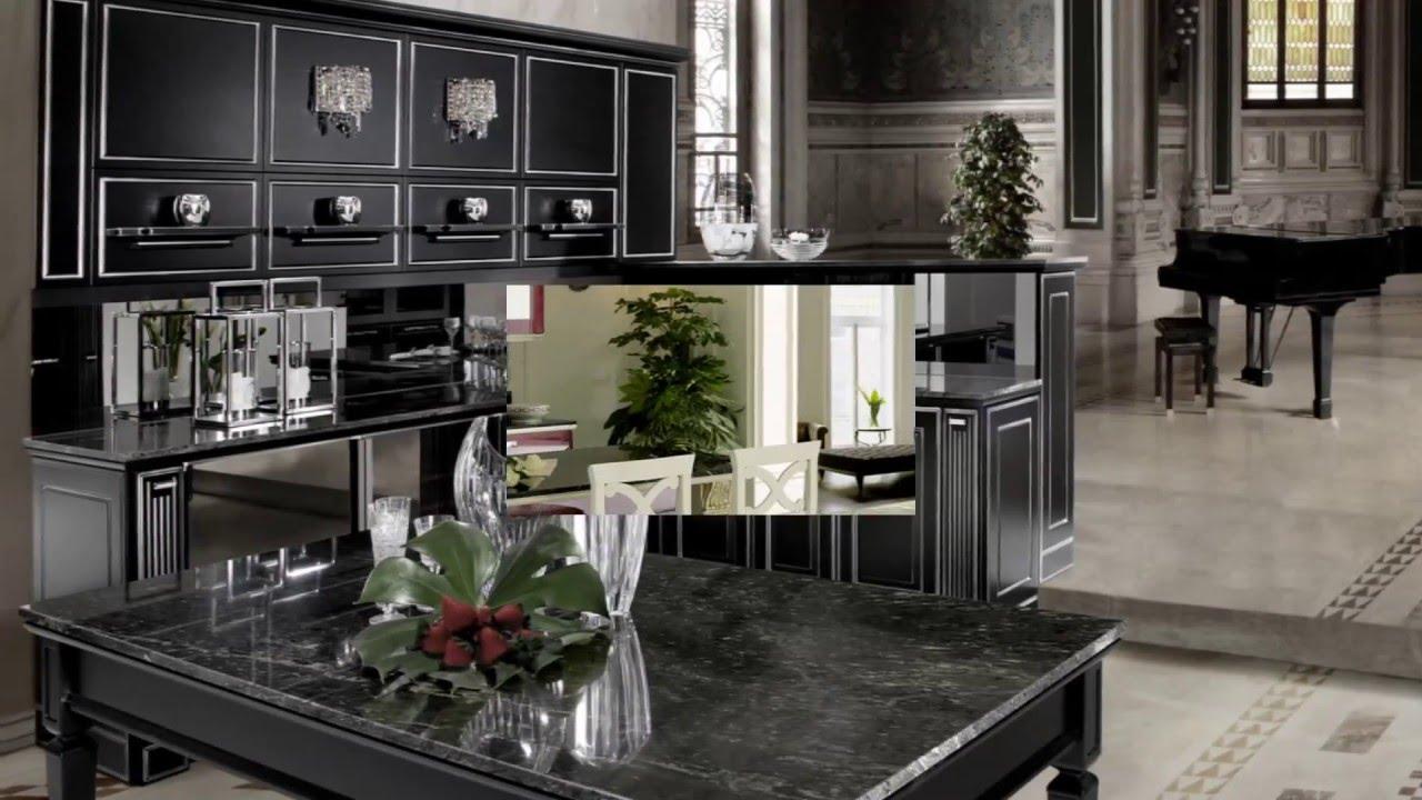 Mirabeau - Cucine classiche Veneta Cucine - YouTube