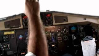 Jat Airways JU315 VIE BEG (1.part)