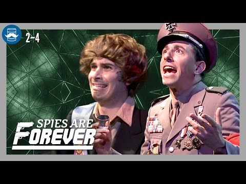 The Room Where It Happened (or Something Is Not Reich) | SPIES ARE FOREVER Act 2 Part 4