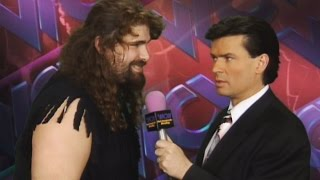 Cactus Jack finds out he has become obsolete, on WWE Network's The Monday Night War