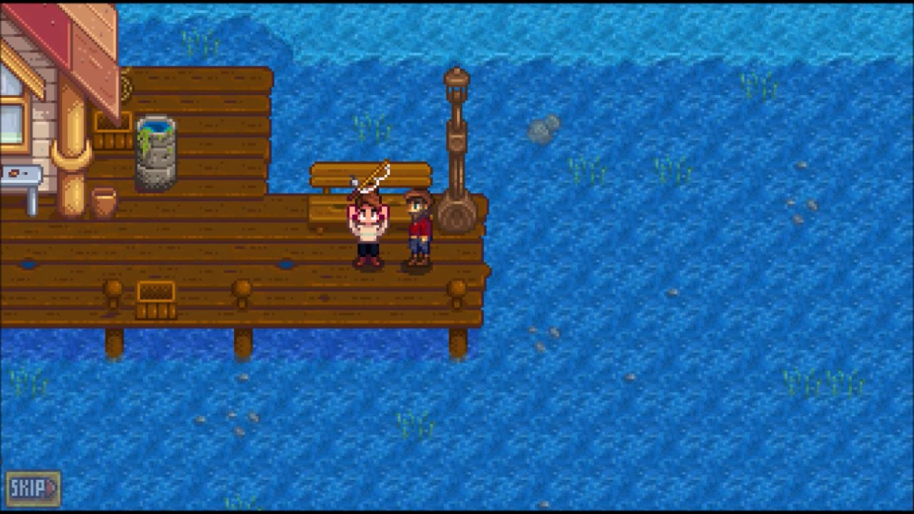 stardew valley how to make money fishing