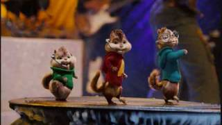 Alvin And the Chipmunks-Real Voices-Witch Docter (NOT SLOWED)