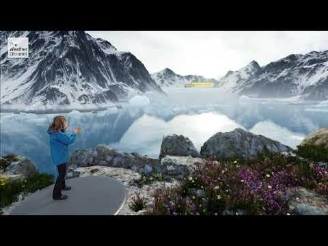 The Science Behind Vanishing Ice - New Immersive Mixed Reality