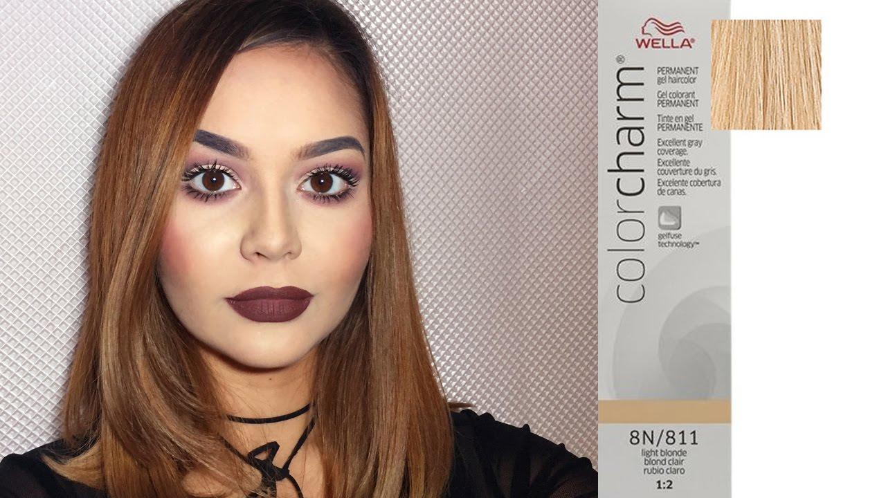8nn Wella | Hairstyle Inspirations 2018