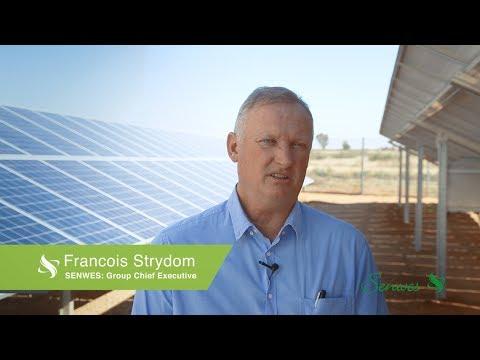 Solar PV for Senwes Hennenman Silo 2017