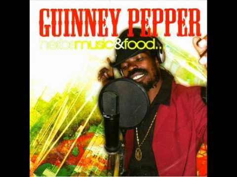 Guinney Pepper - Lick the Chalice