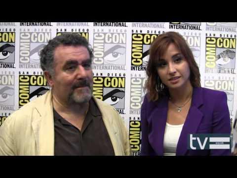 Warehouse 13 Season 4: Saul Rubinek & Allison Scagliotti Interview