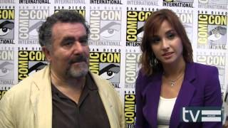 Warehouse 13 Season 4: Saul Rubinek & Allison Scagliotti Interview
