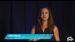 Amy Peck (HTC Vive): How Blockchain & Other Exponential Technologies Will Impact the Future of Work