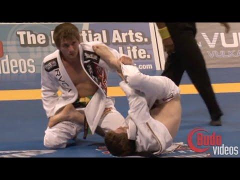 Rafael Mendes VS Ryan Hall / World Championship 2010