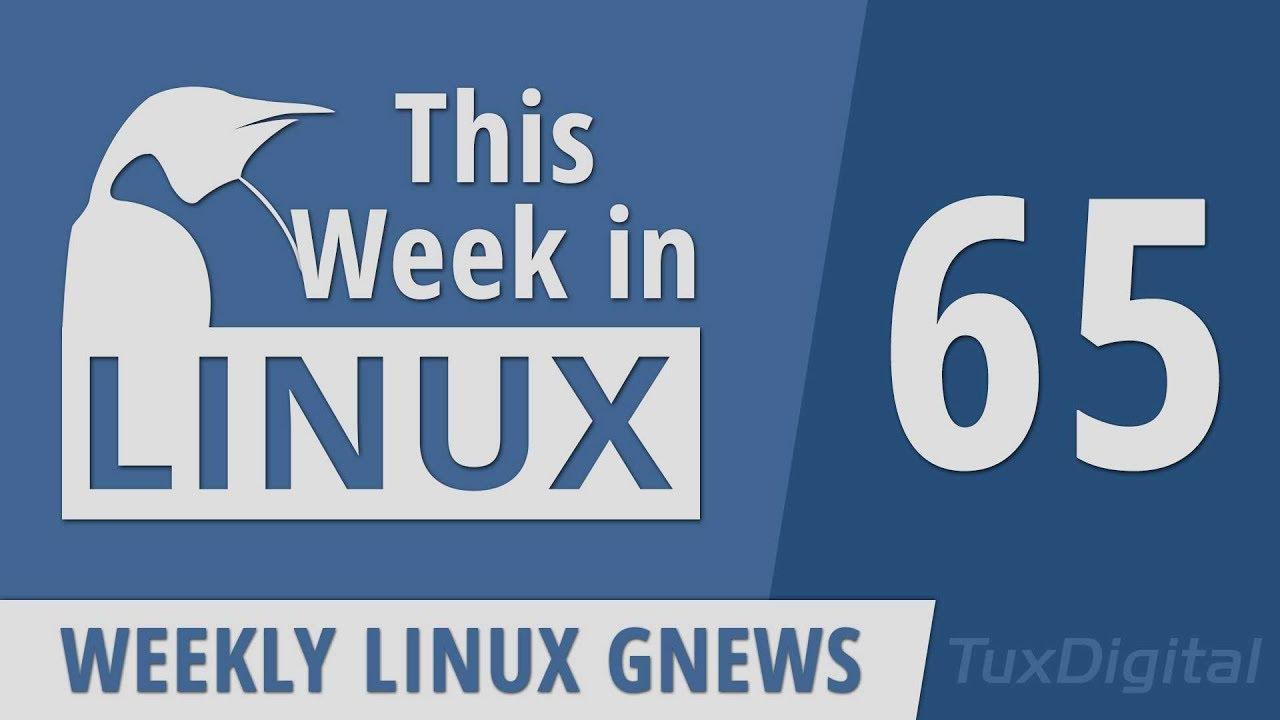 Fedora 30 Beta, Linux Journal, UBports Foundation, GIMP